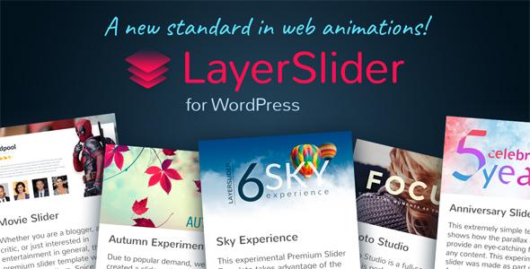 افزونه اسلایدر وردپرس LayerSlider